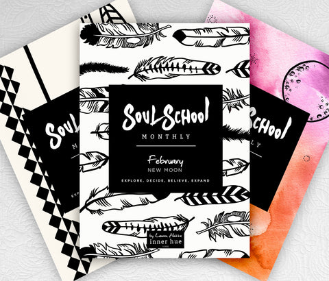 Soul School Monthly | Jan - Mar