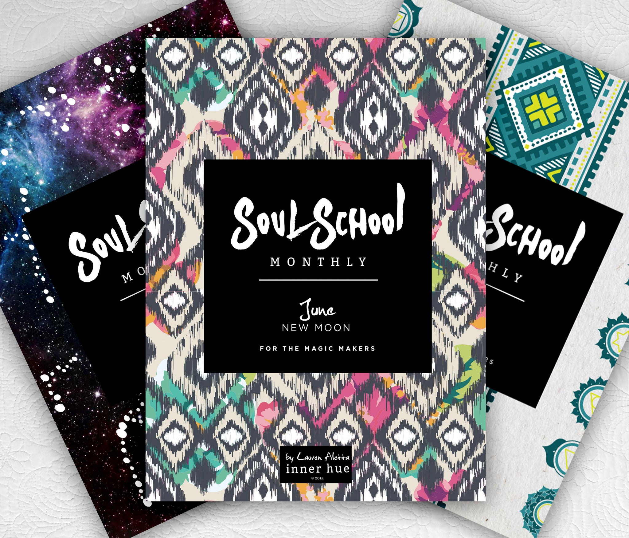 Soul School Monthly | Apr - Jun