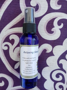 Relaxing Sleep Spray