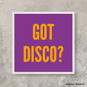 DISCO (purple)