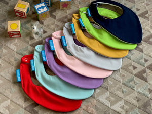 ANY 5 CHILDRENS BIBS (Age 2-7*)