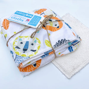 Lion - Bamboo Cloths - 7 Pack