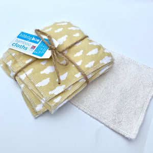 Mellow Yellow - Bamboo Cloths - 7 Pack