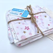 Load image into Gallery viewer, Stardust Bamboo Cloths -  7 pack