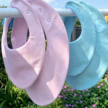 Load image into Gallery viewer, Any 5 Plain Colour Bibs for Baby (Save 18%)
