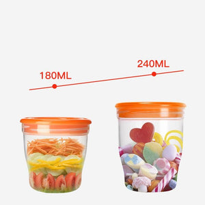 REER - Food Container Six Pieces Set - Baby Castle Australia