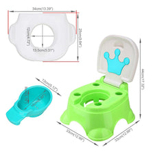 Load image into Gallery viewer, iBaby Potty Training Portable Toilet (Pre-order)