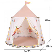 Load image into Gallery viewer, Kids Oriental Play Tent