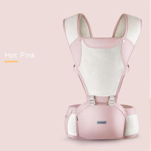 Baby Carrier with Hip Seat - Baby Castle Australia