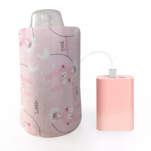Portable USB Milk Bottle Warmer