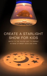 Kids Storybook Torch Projector