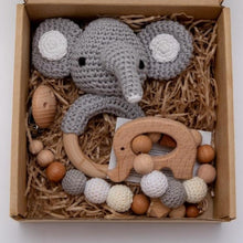 Load image into Gallery viewer, Nordic Baby Toys Gift Set (Crochet)