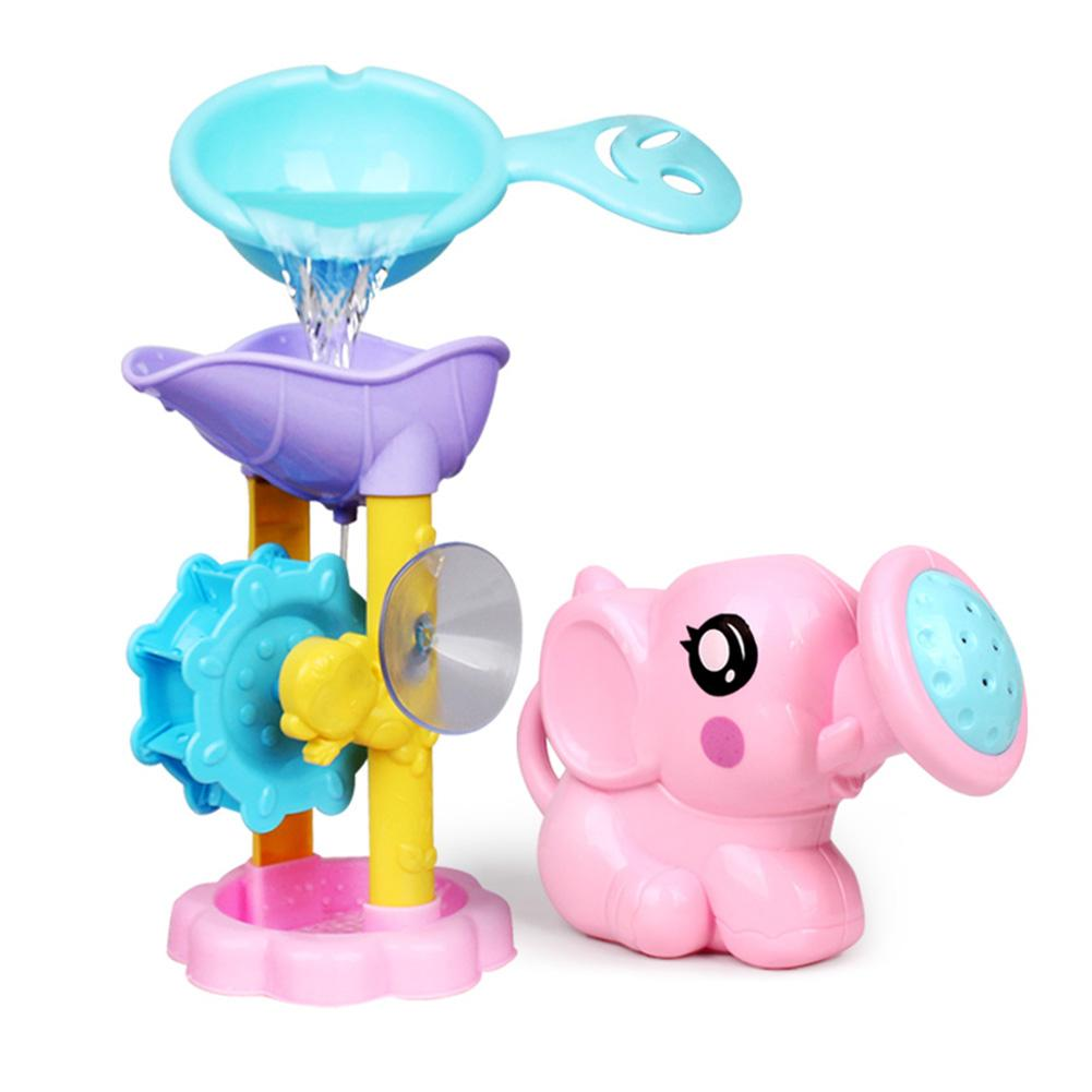 Interactive Bathroom Sprinkler Toy - 3pcs
