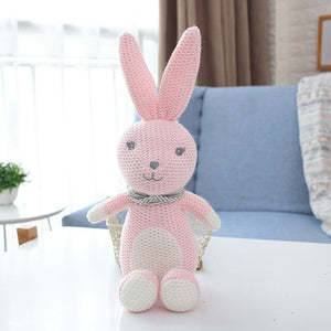 Wonderland Ringing Bell Knitted Plush