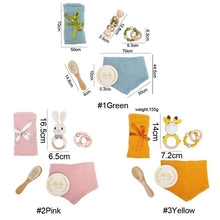 Load image into Gallery viewer, Newborn Baby Gift Hamper (6pcs set)
