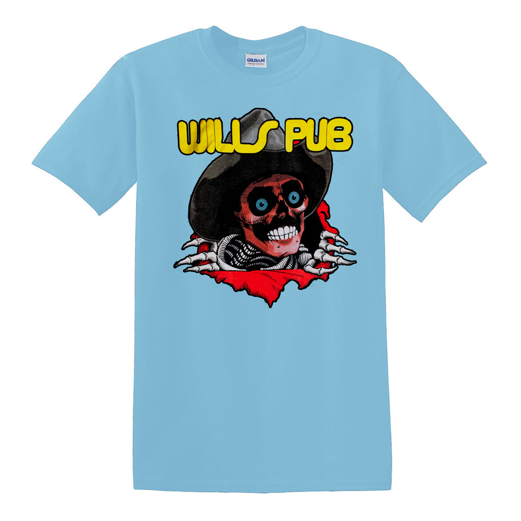 Will's Pub - LT. Blue Ripper