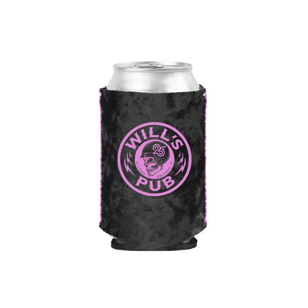 25th Anniversary Black Velvet Beer Coozie