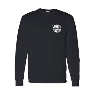 Will's Pub - Relief Long Sleeve