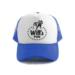 Will's Bulldog Trucker Hat