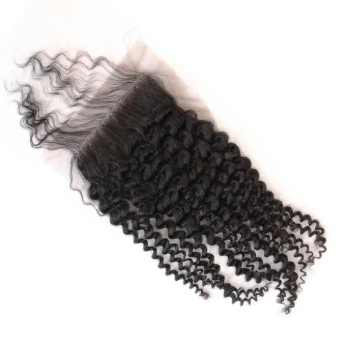 ✨LACE CLOSURE-Kinky Curly✨