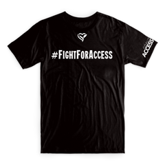 Womens #FightForAccess T-Shirt