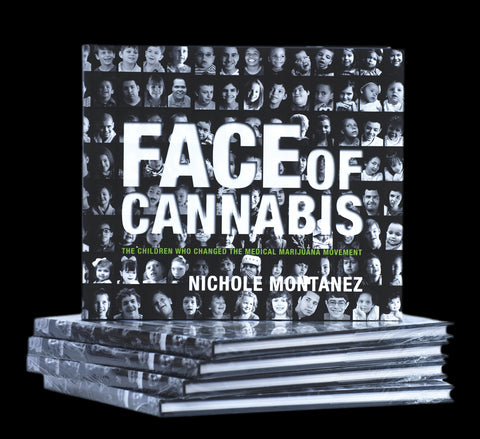 Face of Cannabis Book, Signed Copy