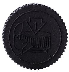 100 mL Replacement Black Bottle Cap