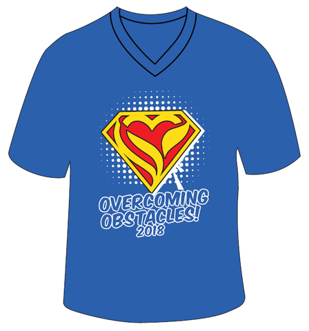 Overcoming Obstacles T-Shirt