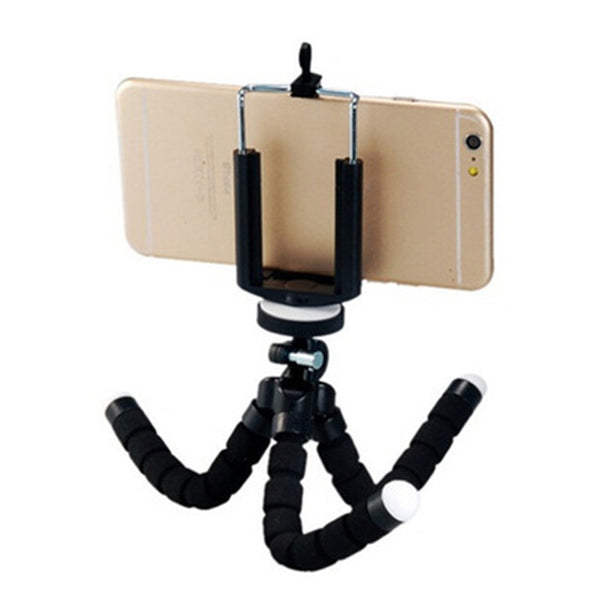 All Phone Tripod - TriFlex Mini - Flexible Tripod iPhone & Android + Bluetooth Remote