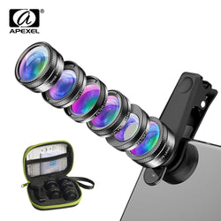 Optical Camera Lens for Smartphones and Tablets