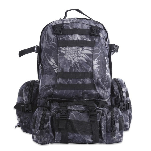 50L Waterproof Outdoor Backpack