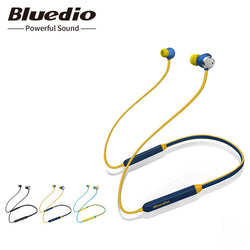 Bluedio Active Noise Cancelling Sports Bluetooth Wireless Earphones