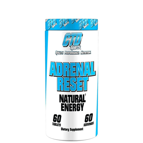CTD Sports Adrenal Reset-CTD Sports-GDLKGNZ