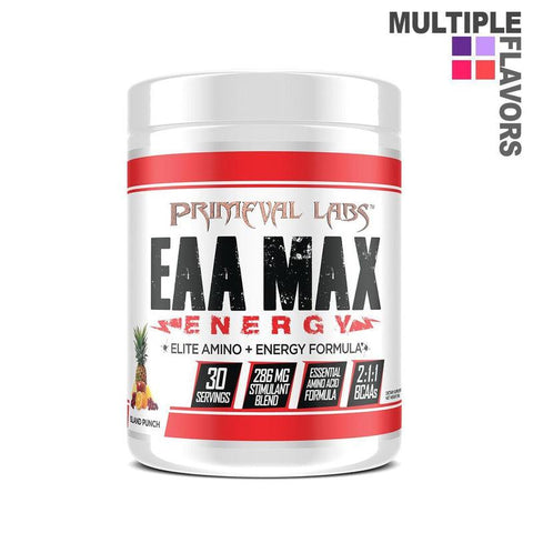 EAA Max Energy-BCAA & EAA-Primeval Labs-GDLKGNZ