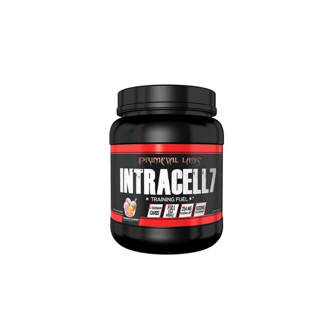 Intracell 7 Black-BCAA & EAA-Primeval Labs-GDLKGNZ