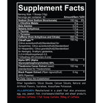 Repp Sports Broken Arrow Supplement Facts