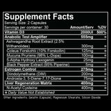 Repp Sports R-PCT Supplement Facts