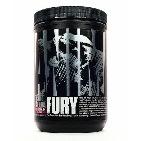 Universal Nutrition Animal Fury (5 Servings)-Universal Nutrition-GDLKGNZ