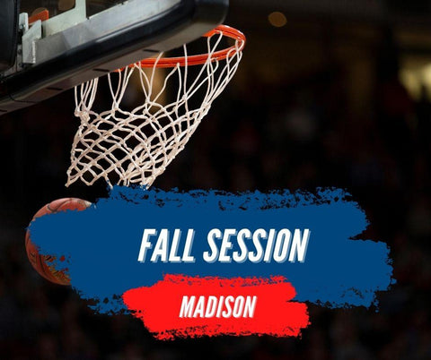 MADISON FALL SESSION SEP 7 - OCT 11 ($20/session)