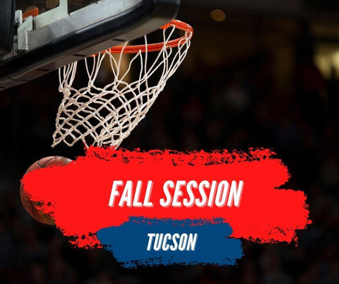 TUCSON FALL SESSION OCT 24 - NOV 22 ($20/session)