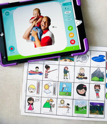 Articulation Station App: How to Use with Thematic Therapy