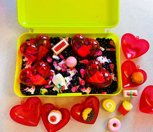 Valentine's Day Freebie for Speech Therapy (+ lesson ideas!)