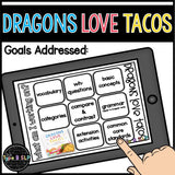 Digital Book Companion: Dragons Love Tacos