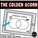 Digital Book Companion Speech Therapy: The Golden Acorn Companion