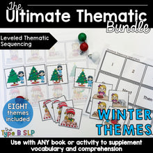 Load image into Gallery viewer, Ultimate Thematic WINTER Unit: The Bundle
