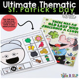 Ultimate Thematic Unit for Speech: St Patrick's Day Theme