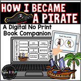 Digital Book Companion for Speech Therapy: How I Became a Pirate Book Companion