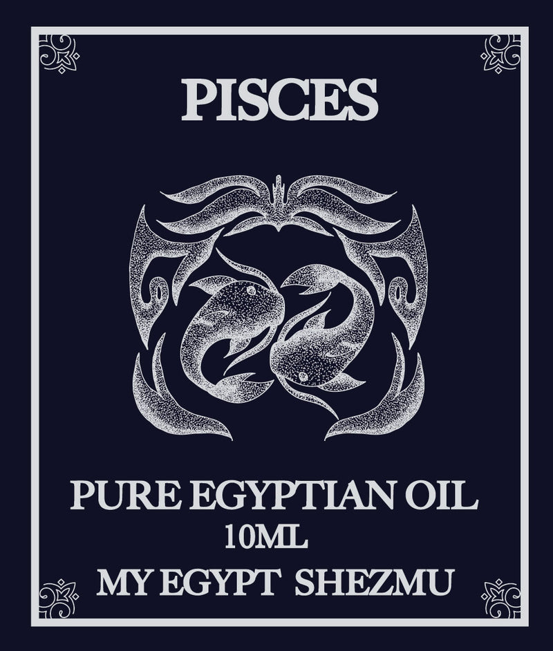 魚座(I believe) エジプシャンオイル / Pisces 10ml - My Egypt Japan
