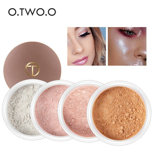 O.TWO.O Shimmer Loose Powder