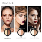 Load image into Gallery viewer, FOCALLURE Bronzer And Highlighters Powder